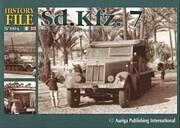 History file. Vol. 4: SD.KFZ.7 por Daniele.…