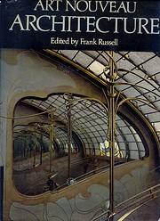 Art Nouveau Architecture af Frank Russell