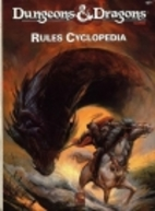 Dungeons & Dragons Rules Cyclopedia by Aaron…