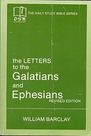 The Letters to the Galatians and Ephesians…