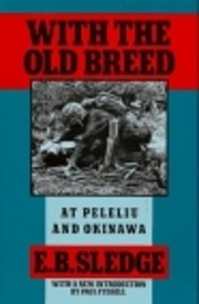 With the Old Breed at Peleliu and Okinawa by…