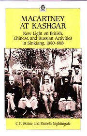 Macartney at Kashgar : new light on British,…