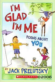 I'm Glad I'm Me: Poems About You af Jack…