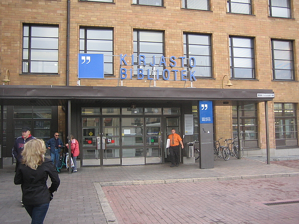 Helsingin Kaupunginkirjasto