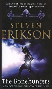 The Bonehunters (Malazan Book 6) de Steven…