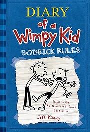 diary of a wimpy kid. rodrick rules av Jeff…
