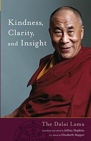 Kindness, Clarity, and Insight de Dalai Lama