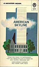 American Skyline by Christopher Tunnard
