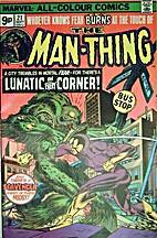 Man-Thing # 21