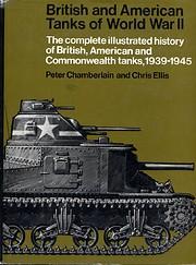 British and American Tanks of World War II…
