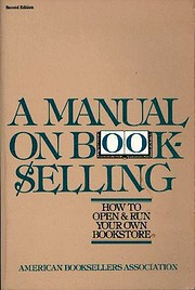 A Manual on Book Selling-How to Open and Run…