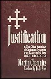 Justification av Martin Chemnitz