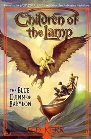 Children of the Lamp: The Blue Djinn of…