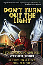 Don't Turn Out the Light by Stephen Jones