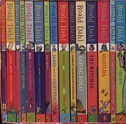 Roald Dahl Collection 15 Fantastic Stories…