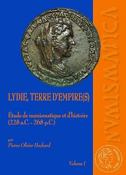Lydie, terre d'empire(s): Études…
