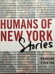 Humans of New York : Stories de Brandon…