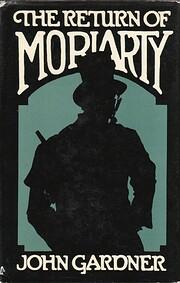 Return Of Moriarty de John Gardner