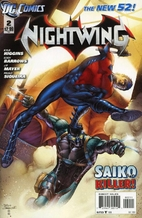 Nightwing [2011] #2 by Kyle Higgins