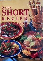Quick Short Recipe Book de Bay Books