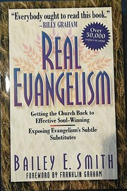 Real evangelism : getting the church back to…