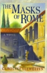 The MASKS OF ROME af Caroline Llewellyn