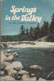 Springs in the Valley de Mrs. Charles E.…