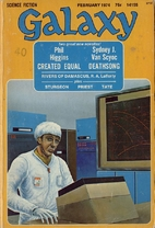 Galaxy Science Fiction 1974 February, Vol.…