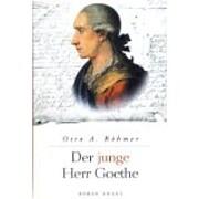 Der junge Herr Goethe af Otto A. Böhmer