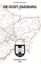 Heemkundige Kring De Oost-Oudburg v.z.w. -…