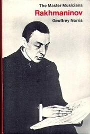 Rachmaninoff (Master Musician) af Geoffrey…