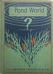 The Pond World: Adventures in Seeing de C.…