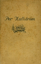 De doode waterval by Per Hallstrom