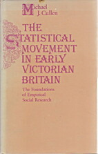 The statistical movement in early Victorian…