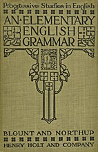 An Elementary English Grammar by Alma Blount