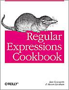 Regular Expressions Cookbook by Jan…