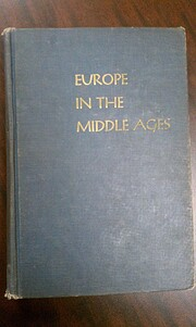 Europe in the Middle Ages por Robert S. Hoyt