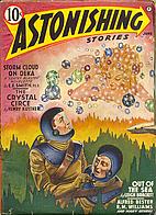 ASTONISHING STORIES - June, 1942: Vol. 3,…