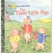 The Three Little Pigs (First Little Golden…