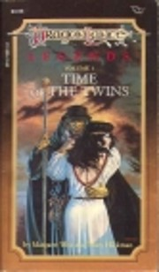 Time of the Twins Legends 1 (Dragonlance…