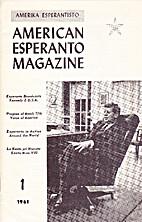 American Esperanto Magazine (74:01)