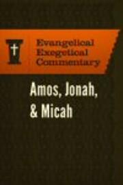 Evangelical Exegetical Commentary (EEC):…