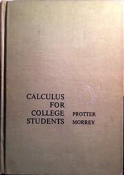 Calculus for college students – tekijä:…