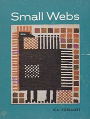 Small Webs por Maja Lundbäck