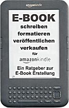 E-Book, schreiben, formatieren,…
