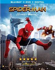 Spider-Man: Homecoming (Blu-ray + DVD +…