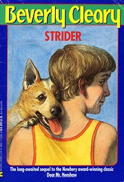 Strider por Beverly Cleary