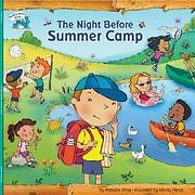 The Night Before Summer Camp av Natasha Wing