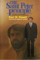 Saint Peter Principle by Paul W. Powell
