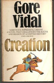 Creation par Gore Vidal